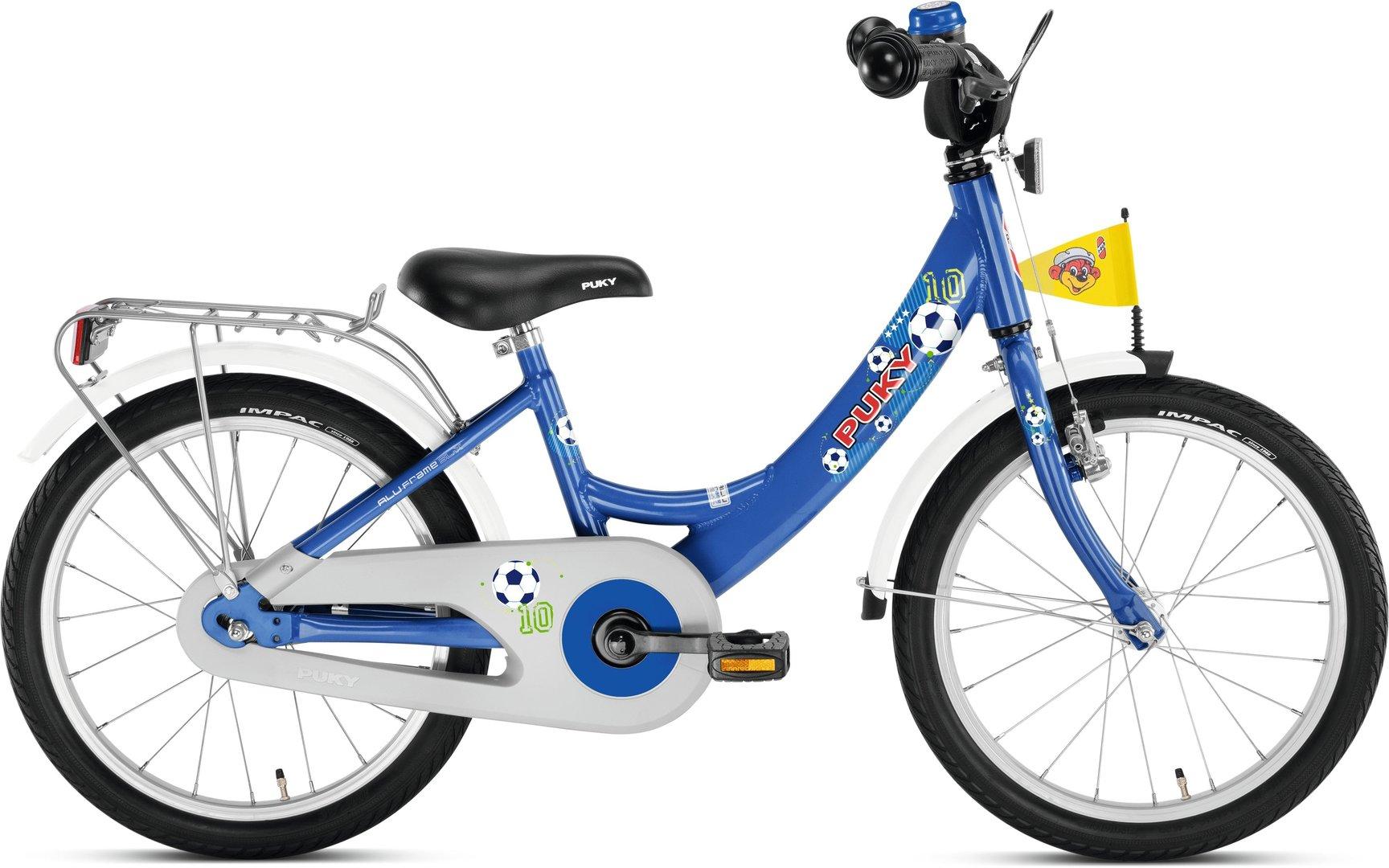 Puky Laufrad Beleuchtung | Puky Zl 18 1 Alu Blau Fussball Zeg Radsport Bieg Lorrach