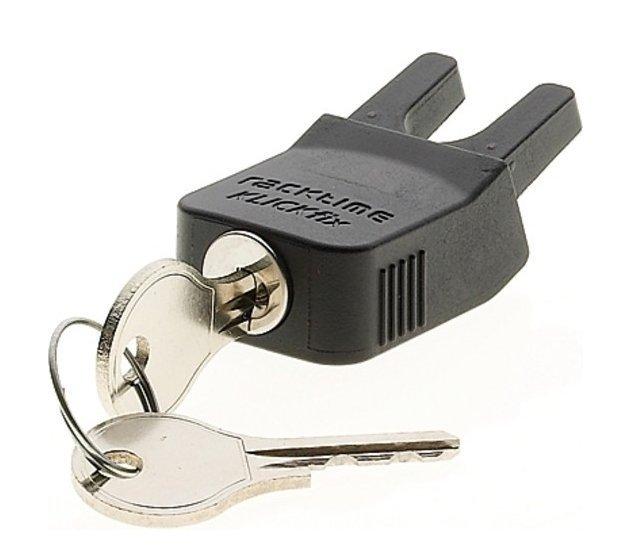 racktime systemadapter schloss secureit zum nachr sten f r. Black Bedroom Furniture Sets. Home Design Ideas