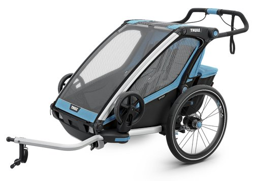 Thule-Chariot Sport2, Blue / Black