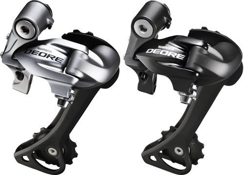 Shimano Deore RD-T610 ab 2014 normal (Top-Normal)