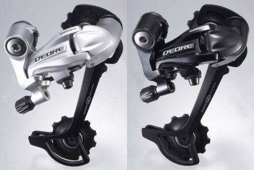 Shimano Deore RD-M591 ab 2010 normal (Top-Normal)