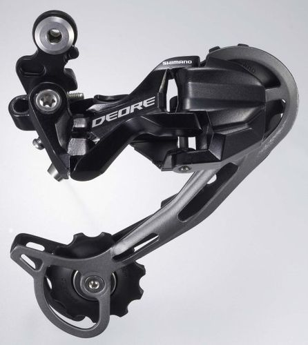 Shimano Deore RD-M592 ab 2010 9-fach Shadow normal (Top-Normal)