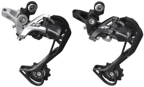 Shimano XT RD-M780 ab 2012 10-fach Shadow normal long cage (Top-Normal)