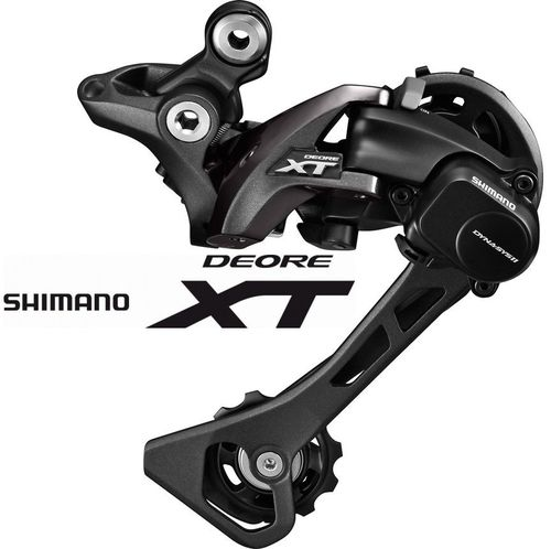 Shimano XT RD-M8000 ab 2016 11-fach Shadow-Plus long cage schwarz