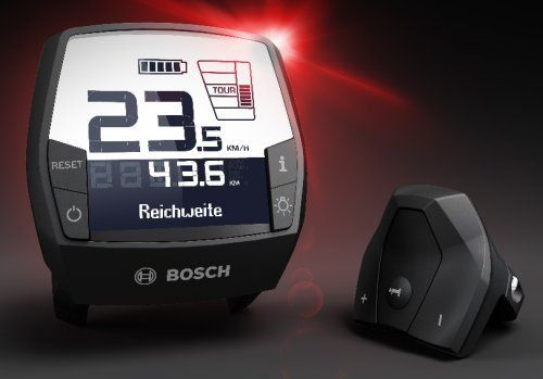 Bosch Display-Kit Intuvia 2014-2021 Performance anthrazit inkl. Bedieneinheit und Halter