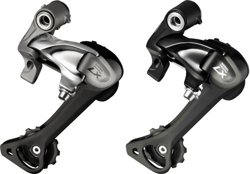 Shimano LX RD-T670-A ab 2014 normal long cage (Top-Normal)