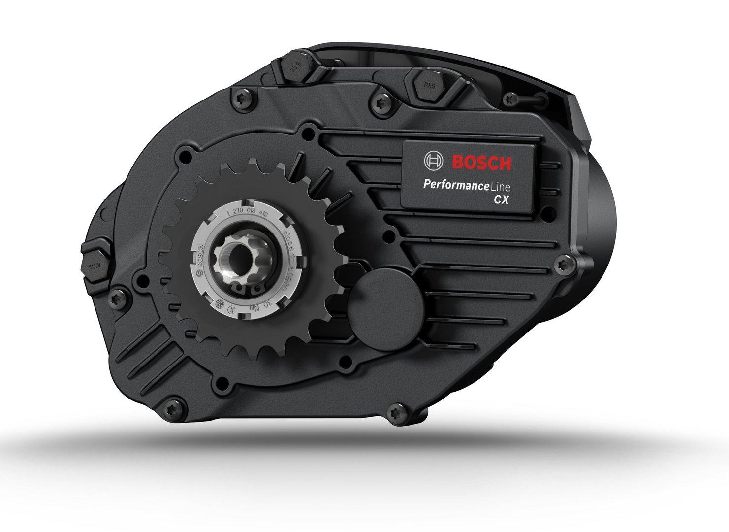 bosch motor performance cx mit freilauf 250 watt nur im. Black Bedroom Furniture Sets. Home Design Ideas
