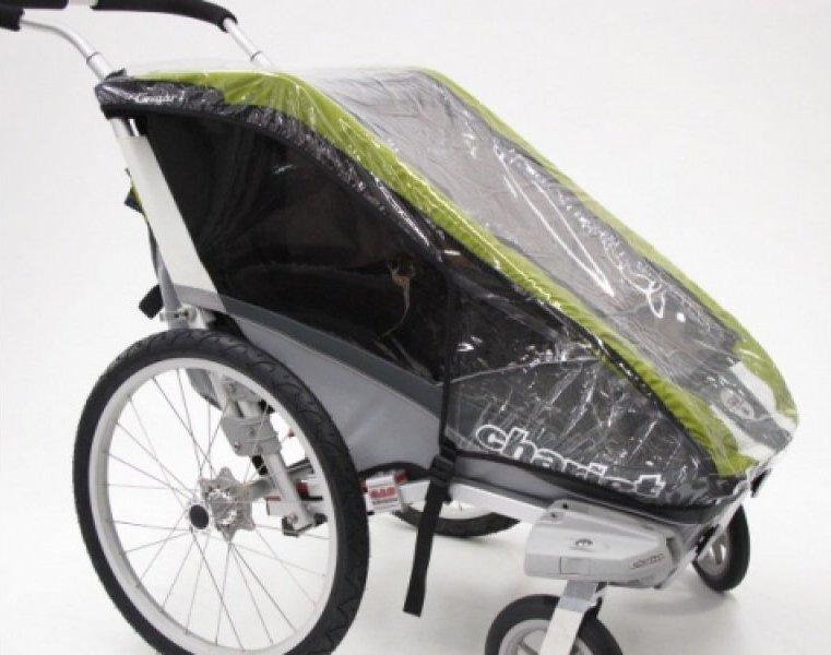 thule chariot regenverdeck f r cx 1 cougar 1 ab 2010. Black Bedroom Furniture Sets. Home Design Ideas