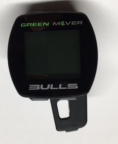 Bulls GreenMover Bediendisplay Modell 2012-2015 GoSwiss