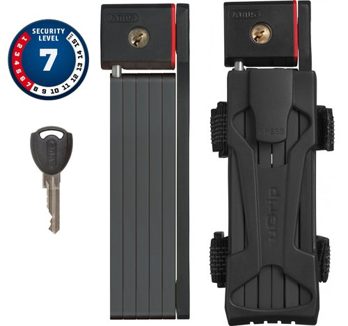 ABUS Bordo-uGrip 5700/80 black
