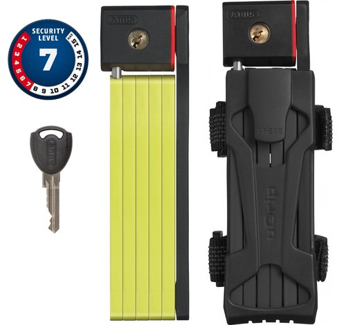 ABUS Bordo-uGrip 5700/80 lime