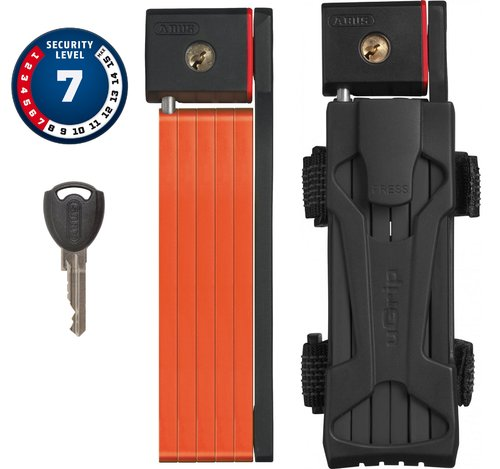 ABUS Bordo-uGrip 5700/80 orange
