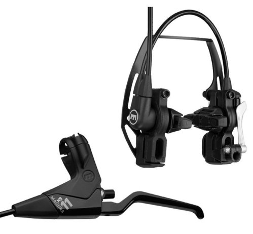Magura HS11 ab 2011 Evo-2 VR+HR incl. Adapter