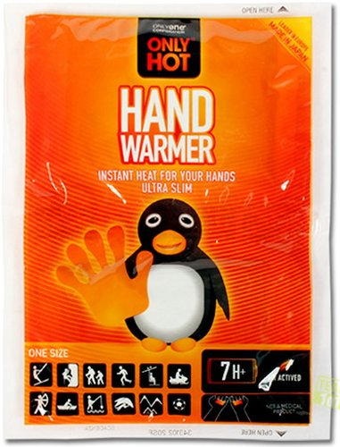 ONLY HOT® Hand-Warmer / Handwärmer 1 Paar