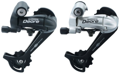 Shimano Deore RD-M530 ab 2006 Rapid-Rise long cage (Low-Normal)