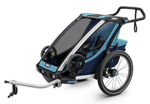 Thule-Chariot Cross1, Blue / Poseidon