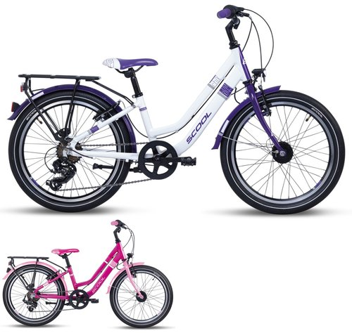 S´Cool chiX Twin Alloy 20-7S